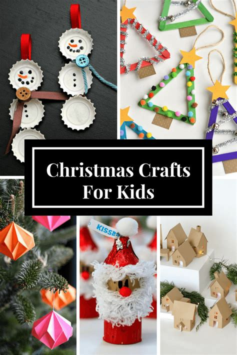 easy christmas crafts  kids christmas craft ideas