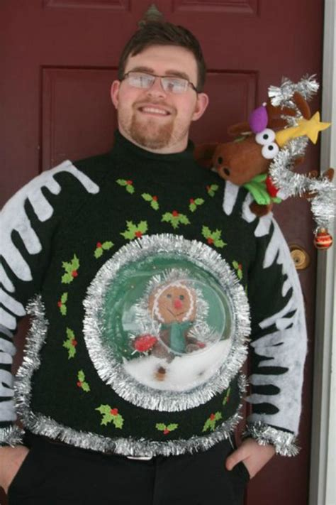 diy ugly christmas sweater ideas diy projects