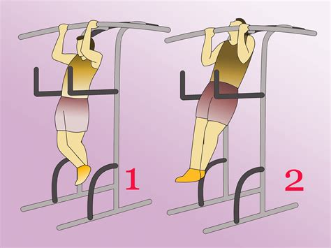 Captains Chair Exercise At Home by 4 Ways To Work Abdominals With The Captain S Chair Wikihow