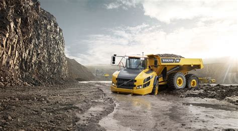 volvo ag articulated hauler power equipment company