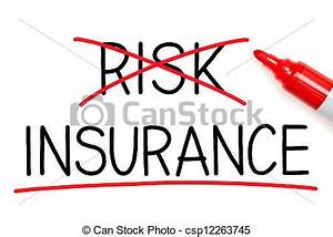 Assurance Voiture Tout Risque : pas assurance risque risk underlined marker choisir photo de stock rechercher ~ Gottalentnigeria.com Avis de Voitures