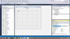 Using The Table Layout Panel In Visual Basic