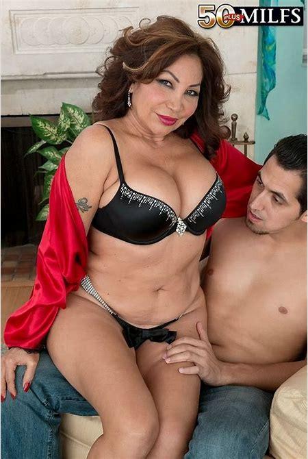 Cum-guzzling latina milf Sandra Martines assfucked - Pichunter