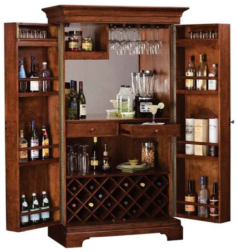 Howard Miller Bar Cabinets - howard miller barossa valley 695 114 wine and bar cabinet