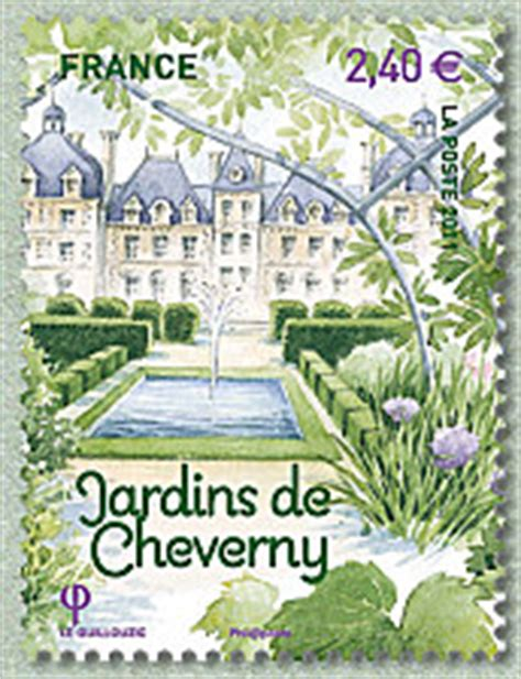Jardin Cheverny by Jardins De Cheverny Salon Du Timbre 2012 Jardins De