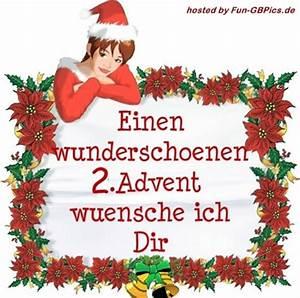 Grüße Zum 2 Advent Lustig : 2 advent handy bilder gr e facebook bilder gb bilder ~ Haus.voiturepedia.club Haus und Dekorationen