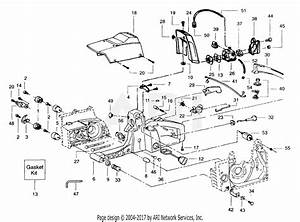 Poulan Pp335 Predator Gas Saw  335 Predator Gas Saw Parts Diagram For External Power Unit