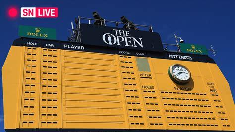 british open leaderboard golf scores results sundays