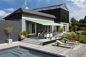 Stores Bannes Castorama : store banne hermes une banne coffre pour terrasse ~ Premium-room.com Idées de Décoration