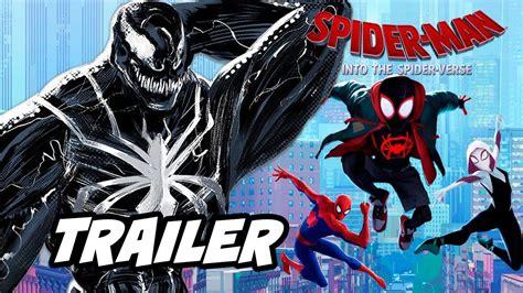 spider man   spider verse  teaser trailer  post
