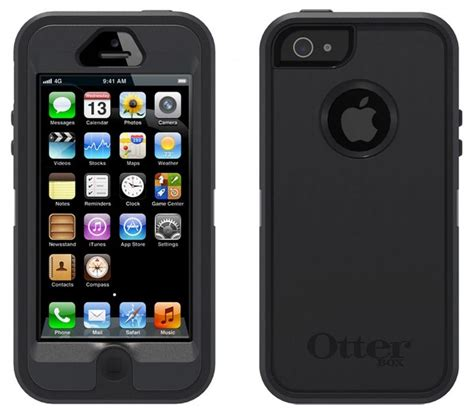 iphone 5s defender otterbox otterbox defender belt holster for apple iphone 5