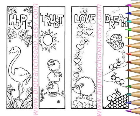 coloring for adults colouring bookmarks printable