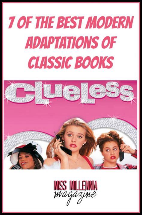 modern classic books adaptations