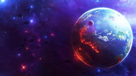 a colorful universe colorful universe background hd wallpaper background images