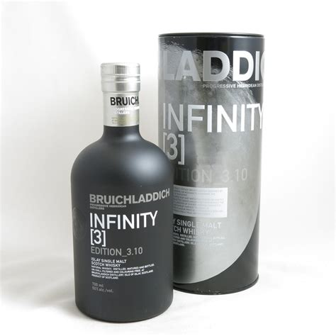 Bruichladdich Infinity (3rd Edition)  Whisky Auctioneer