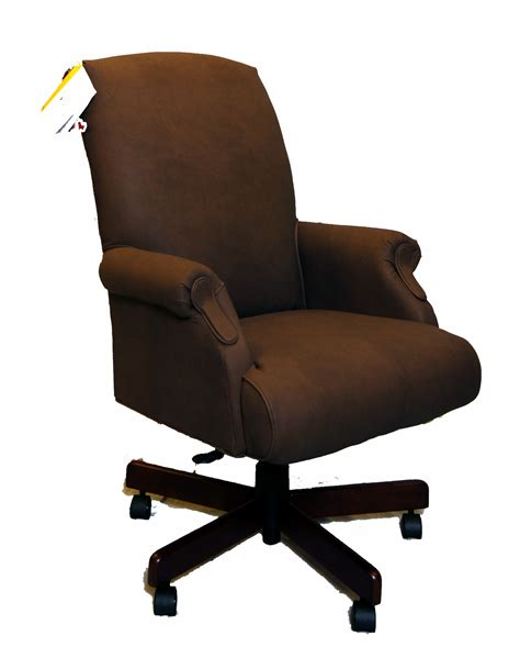 top grain black leather executive office desk chair ebay