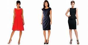 Welche Strumpfhose Zum Schwarzen Kleid : einfarbige kleider online kaufen im mode shop heine ~ Eleganceandgraceweddings.com Haus und Dekorationen