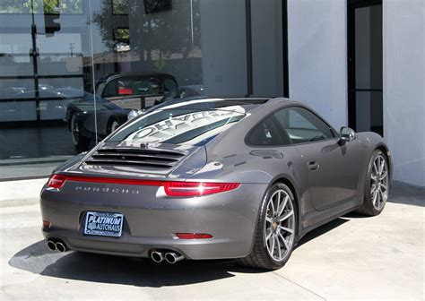 porsche  carrera  stock   sale