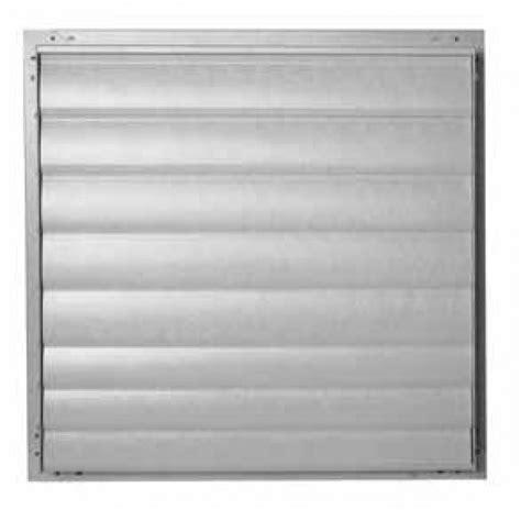 exhaust fan louvers price list s p fgs fiberglass wall exhaust shutter