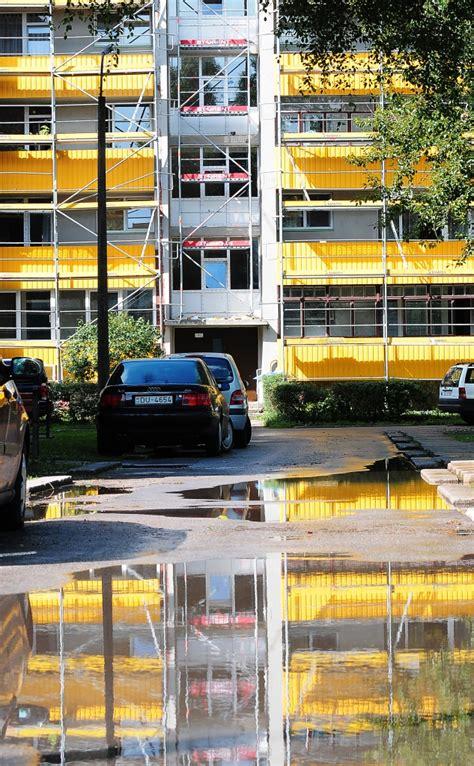 Liepājā pērn notikusi aktīva mājokļu renovācija ...