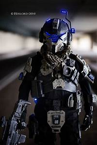 Titanfall IMC Pilot Cosplay « Adafruit Industries – Makers ...