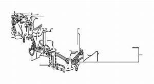 Toyota Highlander Wire  Engine  Connector  Clamp  Bracket