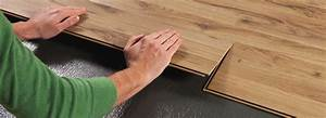 Klick Laminat Verlegen Tricks : einfache verlegung der haro laminatb den dank klick verlegung ~ Watch28wear.com Haus und Dekorationen