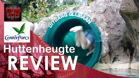review centerparcs huttenheugte  tuberides youtube