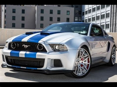 ford mustang   speed pelicula youtube