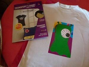 Papier Transfert Tee Shirt : patouille et cie ~ Melissatoandfro.com Idées de Décoration