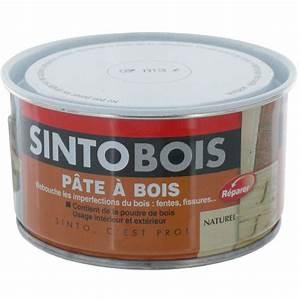 Pâte à Bois De Rebouchage : pate rebouchage cuir ~ Dailycaller-alerts.com Idées de Décoration