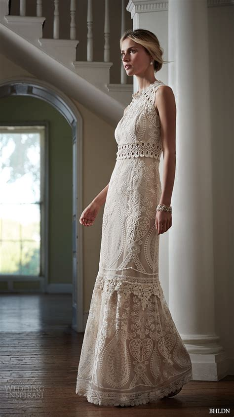 bhldn spring  bridal collection wedding inspirasi