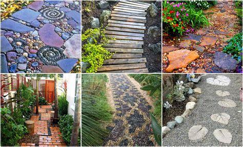 Einen Gartenweg Selber Anlegen by Gartenwege Anlegen 30 Traumhafte Ideen F 252 R Jeden Garten