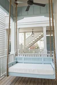 Beach House With Transitional Coastal Interiors