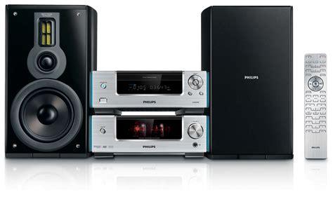 Heritage Audio Dvd Component Hi-fi System Mcd909/12
