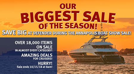 Annapolis Sailboat Show Discount by Discount Marine And Boat Supplies Marine Oufitters Of