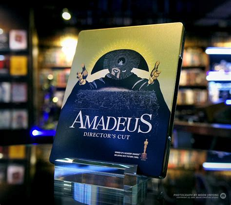 amadeus directors cut blu ray steelbook korea