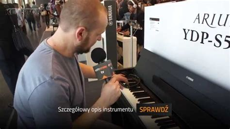 yamaha ydp s52 yamaha ydp s52 ekipa key store na musikmesse 2015