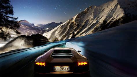 Lamborghini Aventador Lp700 4 2018 Rear, Hd Cars, 4k