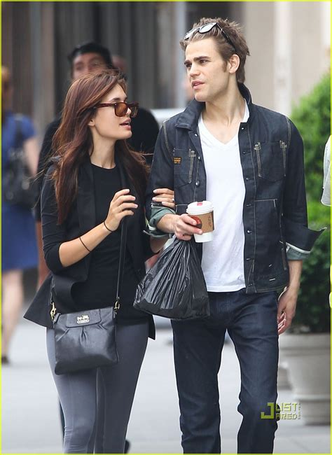 paul wesley torrey devitto soho sweethearts photo