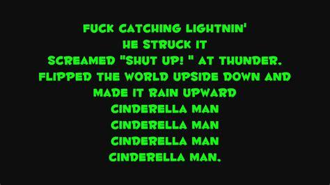Cinderella Man (lyrics) Chords