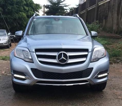 Purchased on 04/20/11 and owned in or un. Mercedes benz GLK350 Year 2013, Anambra