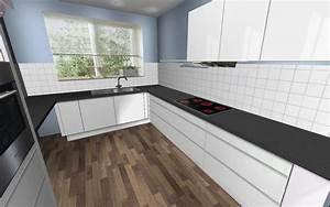 Küche U Form Offen : kucheninsel mit oder ohne theke verschiedene ideen f r die raumgestaltung ~ Sanjose-hotels-ca.com Haus und Dekorationen