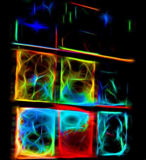 picture abstract energy design dark art