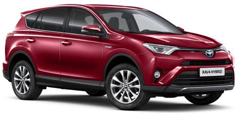 toyota company latest models more hybrid models lead revisions for 2018 toyota rav4