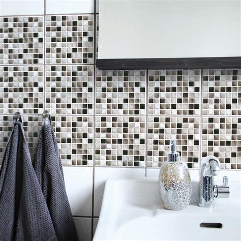 Fliesenaufkleber Mosaik Bad by Cherifa 02 Boubouki Fliesenaufkleber