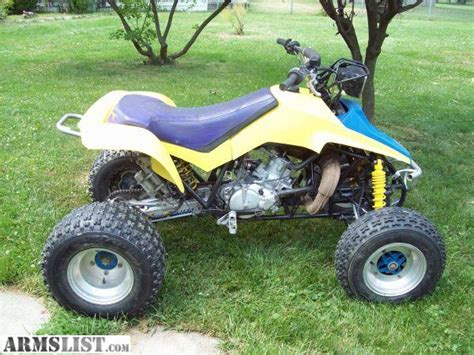 Suzuki Lt250r For Sale by Armslist For Sale Trade Suzuki Lt250r Trade For