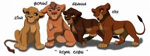 Lion King 2 Kiara And Kovu Cubs | www.pixshark.com ...