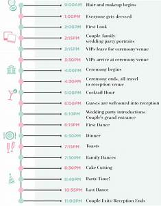 9 wedding day timeline rules every couple should follow With wedding day timeline template word