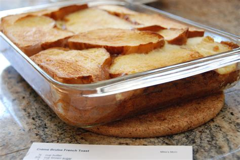 creme brulee toast cr 232 me br 251 l 233 e french toast